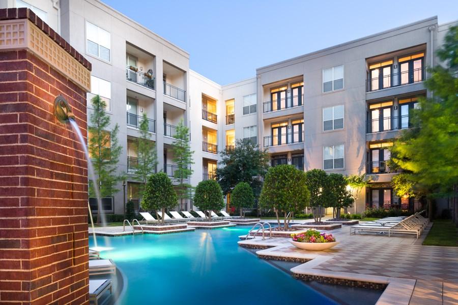 Apartment Amenities in DFW